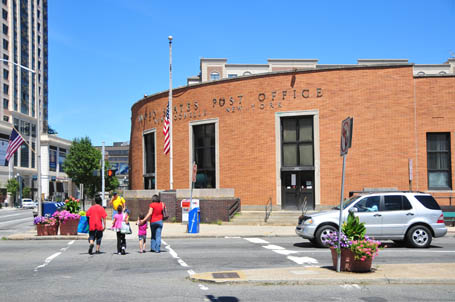 Downtown New Rochelle Post Office